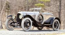 """Bentley 3-litre """"Chassis Number 3""""."""