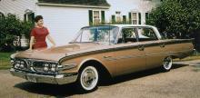 Edsel-bilarna kostade 24000 dollar styck att bygga och de såldes för mellan 2500 och 4000 dollar. Ingen bra affär alls.