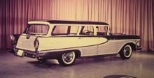 Stationsvagnen från första årgången kan närmast beskrivas som överdådig. Serierna Pacer och Ranger var baserade på Ford, Citation och Corsair på Mercury.