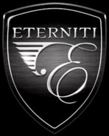 Eterniti Motors emblem.