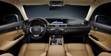 Nya Lexus GS.