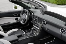 Mercedes SLK 55 AMG.
