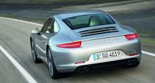 Nya Porsche 911.
