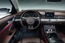 Audi A8 Hybrid.