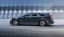 Cadillac CTS-V Sport Wagon.