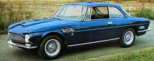Tidiga Rivolta-coupéer levererades med stålekerfälgar. Det kan förefalla ålderdomligt men faktum är att de första Ford GT40, racersportvagnen, rullade på ekerfälgar av den här traditionella typen.