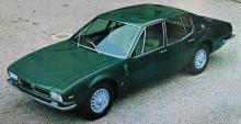 Iso Fidia var en bastant pjäs men låg tyvärr alldeles fel i tiden, precis som alla törstiga 70-talsbilar. 192 Fidia byggdes och såldes, även om det gick trögt.
