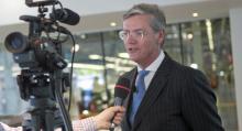 Victor Muller, vd och styrelseordförande för Saab.