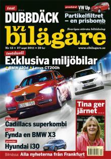 Vi Bilägare 13/2011.