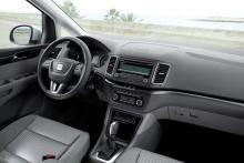 Seat Alhambra 4WD.