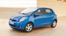 Toyota Yaris är också en småbil med mycket nöjda ägare.