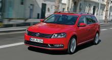 1 606 nya Volkswagen Passat registrerades under augusti.