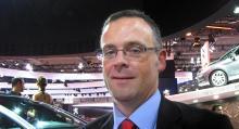 Xavier Duchemin, marknadsdirektör Citroën.