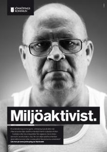 Affisch 2: Miljöaktivist