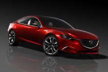 Mazda Takeri.