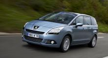 Peugeot 5008 lanserades så sent som hösten 2009 och ingår i det franska företagets riktade satsning på bättre och effektivare kvalitetsuppföljning.