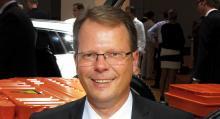 Peter Martens, chef för Volvos tekniska utveckling.