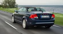 Cabrioletmodellen Volvo C70 säljer inte tillräckligt mycket för att ensam tillverkas i en fabrik, uppger Volvo.