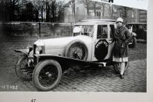 Nästan granne med Amilcar-fabriken låg Carrosserie Ch. Duval, som byggde denna tvåsitsiga coupékaross på ett CGS-chassi.