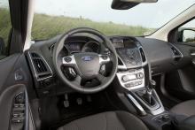 Ford Focus Kombi.