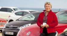 Marianne Sterner, testchef på Vi Bilägare och medlem i Årets Bil-juryn.