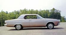 Dodge Dart, årsmodell 1963.