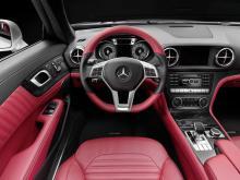 Mercedes SL.