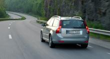 Volvo V50.