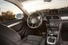 Audi kan bilda skola för en bra förarplats. Den är logiskt utformad och funktionell – men kanske lite stram och ospännande.