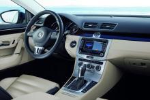 Volkswagen CC.