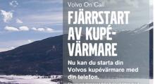 Skärmdump från Volvos hemsida.
