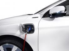 Volvo XC60 Plug-in Hybrid Concept.