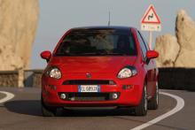 Fiat Punto 2012.