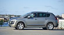 Peugeot 3008 1,6 HDI – 6 480 mil