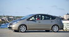 Toyota Prius II – 15 383 mil