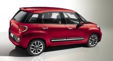 Fiat 500L ansluter till 500-serien som tidigare omfattade tredörrarsbilen, en cabriolet och prestandavarianten från Abarth.