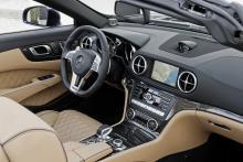 Mercedes SL 65 AMG.