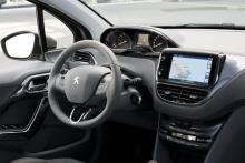 Nya Peugeot 208.