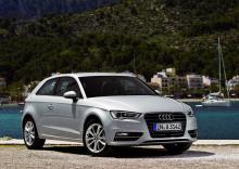Nya Audi A3.