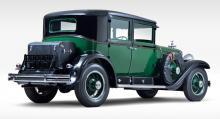 Cadillac V-8 Town Sedan, 1928.