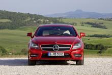 Mercedes CLS Shooting Brake.