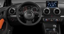 Bästa interiör: Audi A3.