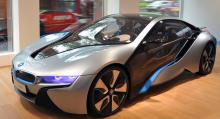 Årets innovation: BMW i8.