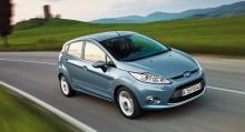 Nuvarande Ford Fiesta – den sjunde upplagan i ordningen – lanserades 2008.