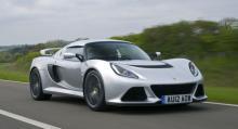 Lotus Exige S drivs av en V6-motor som tillverkas av Toyota...