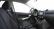 Mazda 2 Metro Edition.