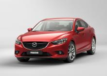 Nya Mazda 6.