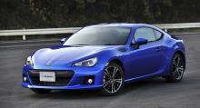 Toyota GT86 har tagits fram i samarbete med Subaru, vars motsvarighet heter BRZ.