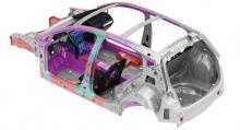 Nya Golf är byggd utifrån VW-koncernens nya modulbaserade plattform.