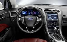 Nya Ford Mondeo.